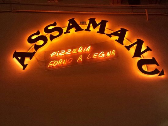 Pizzeria Assamanù a Pianella
