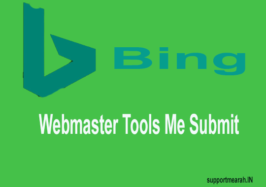 Bing Webmaster Tools Me Website Ko Submit Kaise Kare