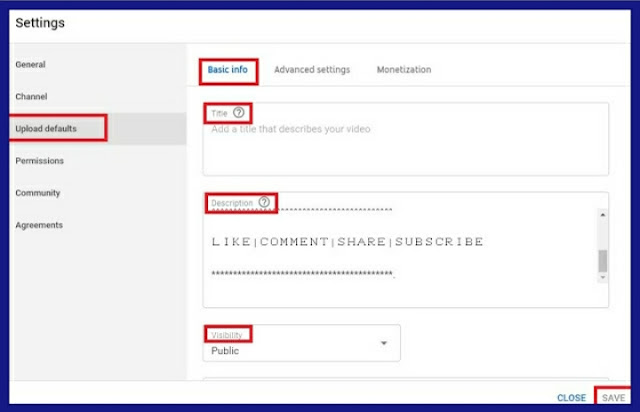What To Do YouTube Beta How  to use Settings In Tamil