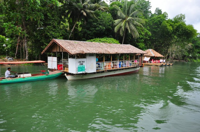River Cruise Bohol