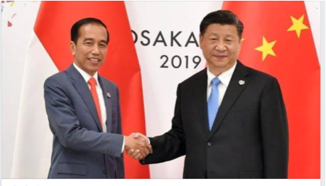 Kerjasama Indonesia-China