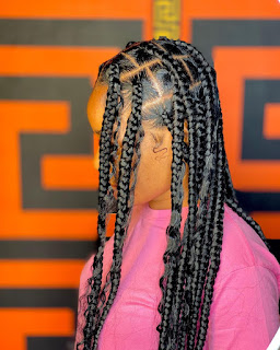 Top 20 African Braids & Weaving Hairstyles 2021