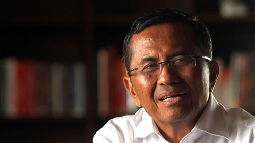 Dahlan Iskan Blak-blakan Alasan Bongkar Keluarga Akidi Tio Sumbang Rp2 Triliun: Saya Tersingggung
