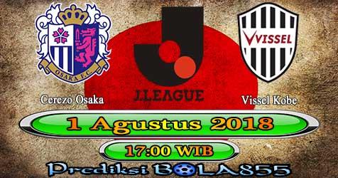 Prediksi Bola855 Cerezo Osaka vs Vissel Kobe 1 Agustus 2018