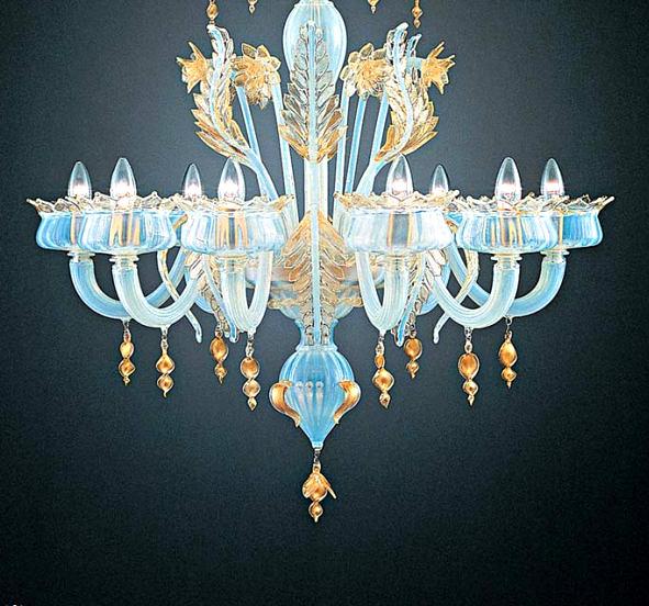 puccini-murrina-lampadario-di-murano-in-vetro-soffiato-trasparente-oro