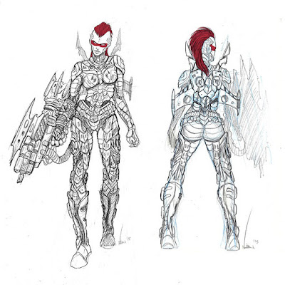 Xenocider, les différentes news - Page 2 Xenocider-concept-art