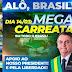 MEGA CARREATA EM TODO BRASIL DIA 14/03 EM APOIO AO PRESIDENTE E PELA LIBERDADE