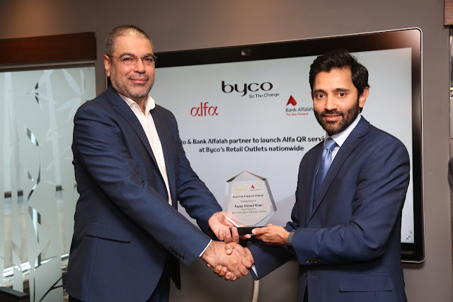 Bank Alfalah & Byco Petroleum Partner to Launch Alfa Payments Nationwide