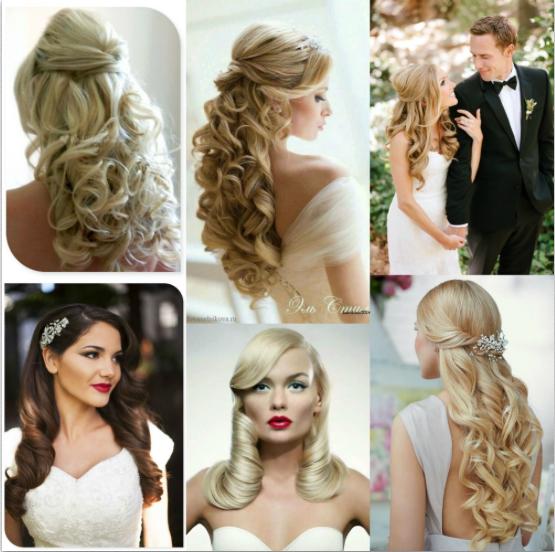 Bridal Hair & Make-up Ideas   KELLiLASH
