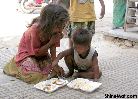hungry peoples in the world