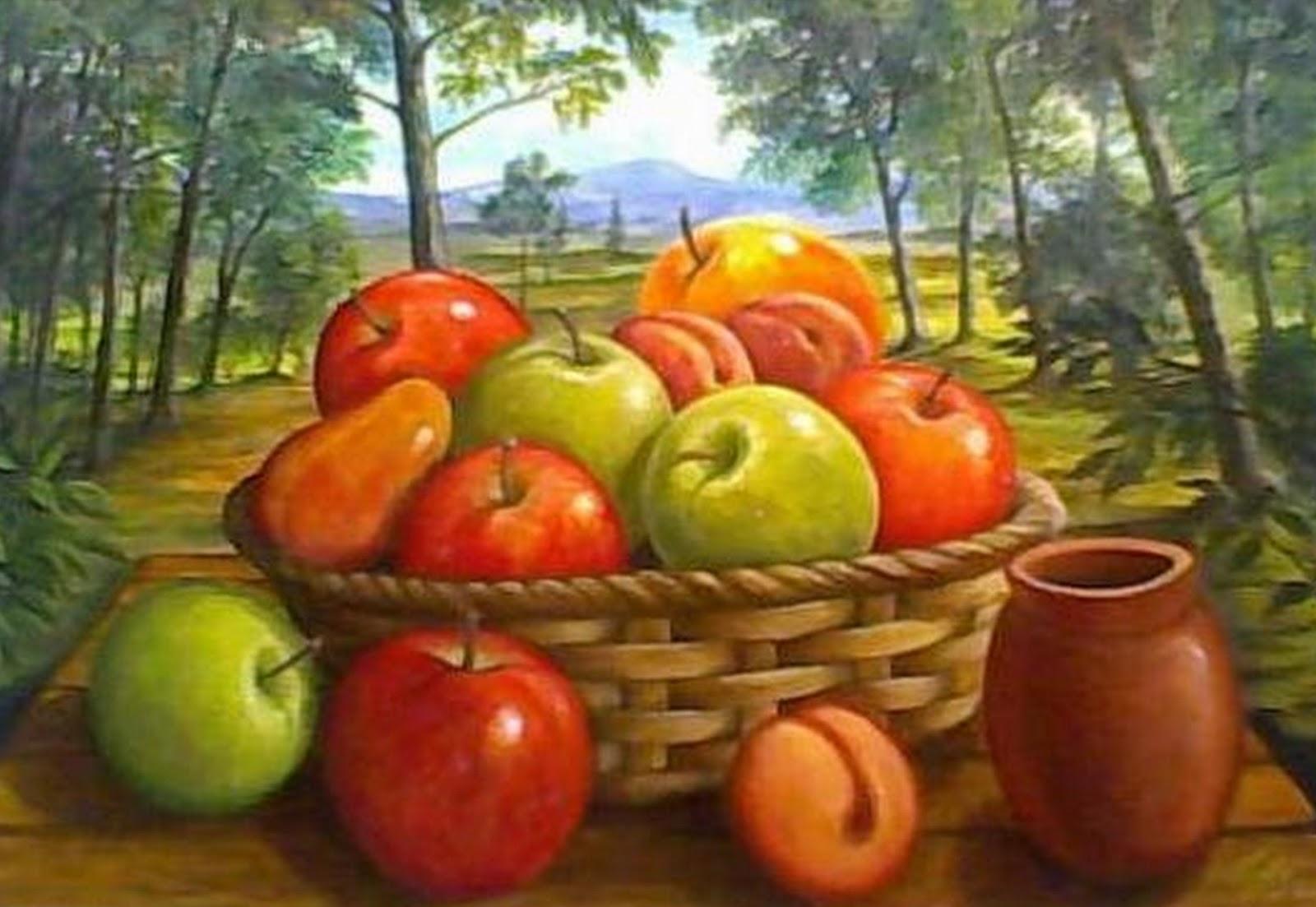 Cuadros modernos pinturas y dibujos pintura de cuadros - Cuadros bodegones modernos ...