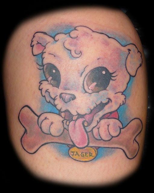 tatuagem-desenho-animado