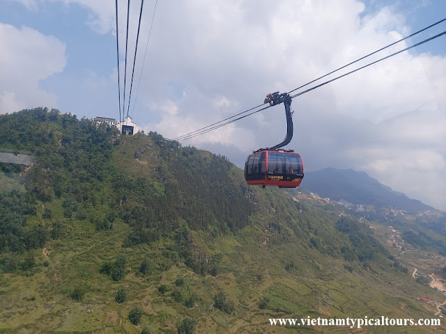 New Fun Experience - The Conquer Fansipan Peak By Cable Car