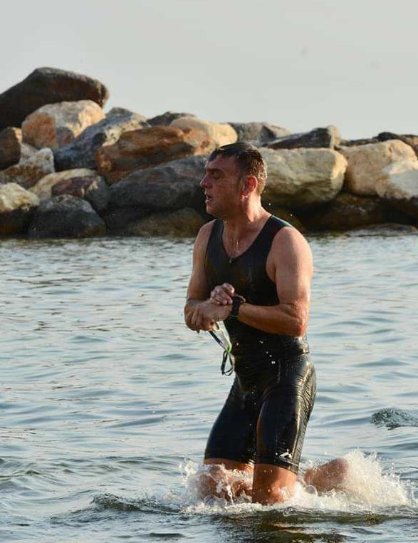 Coach Karl tri training tips Muscat Oman BritSwim triathlon