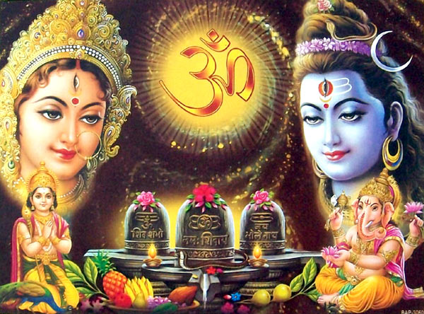 Lord Shiva Images with Chilam