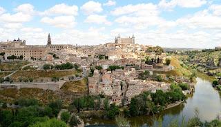 Kota Toledo - Spanyol
