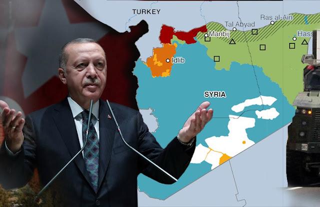 Ερντογάν: O νέος Χίτλερ στην Ανατολική Μεσόγειο;