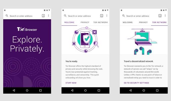 Tor Browser Akhirnya Resmi Hadir untuk Smartphone Android