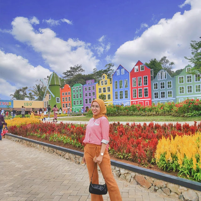 Taman Wisata MBS Serang, Wisata Baru di Banteng yang lagi Viral