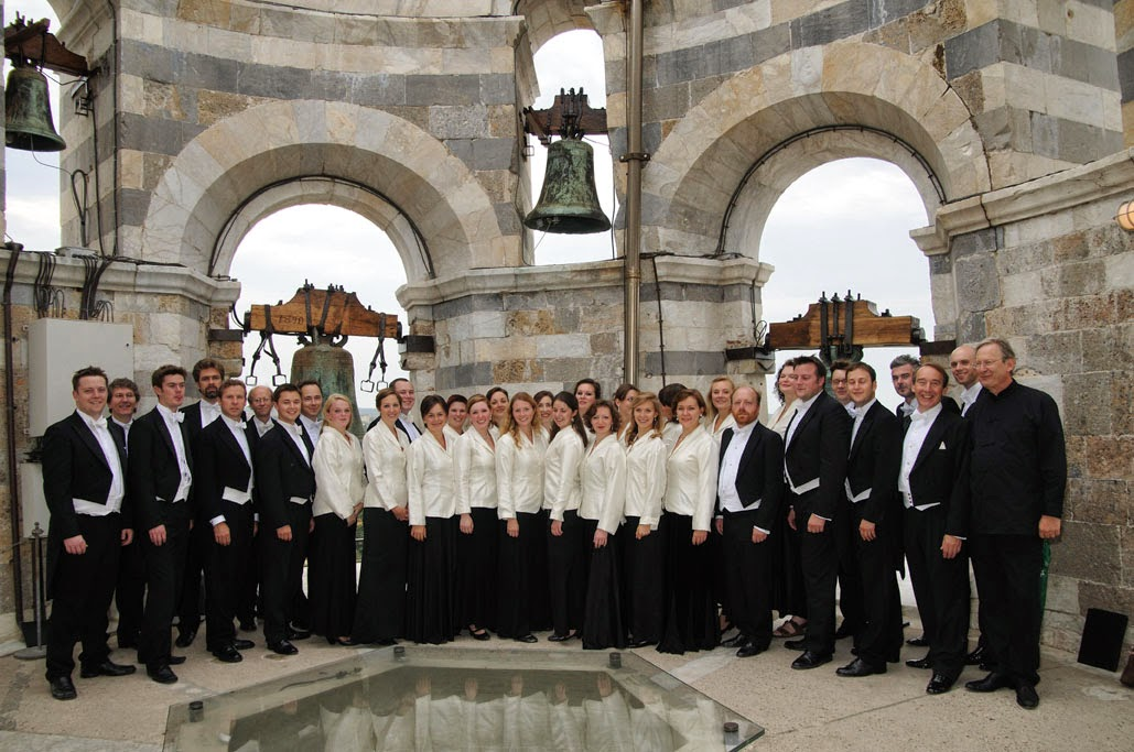 Monteverdi Choir and John Eliot Gardiner in Pisa Se 09 © Massimo Giannelli
