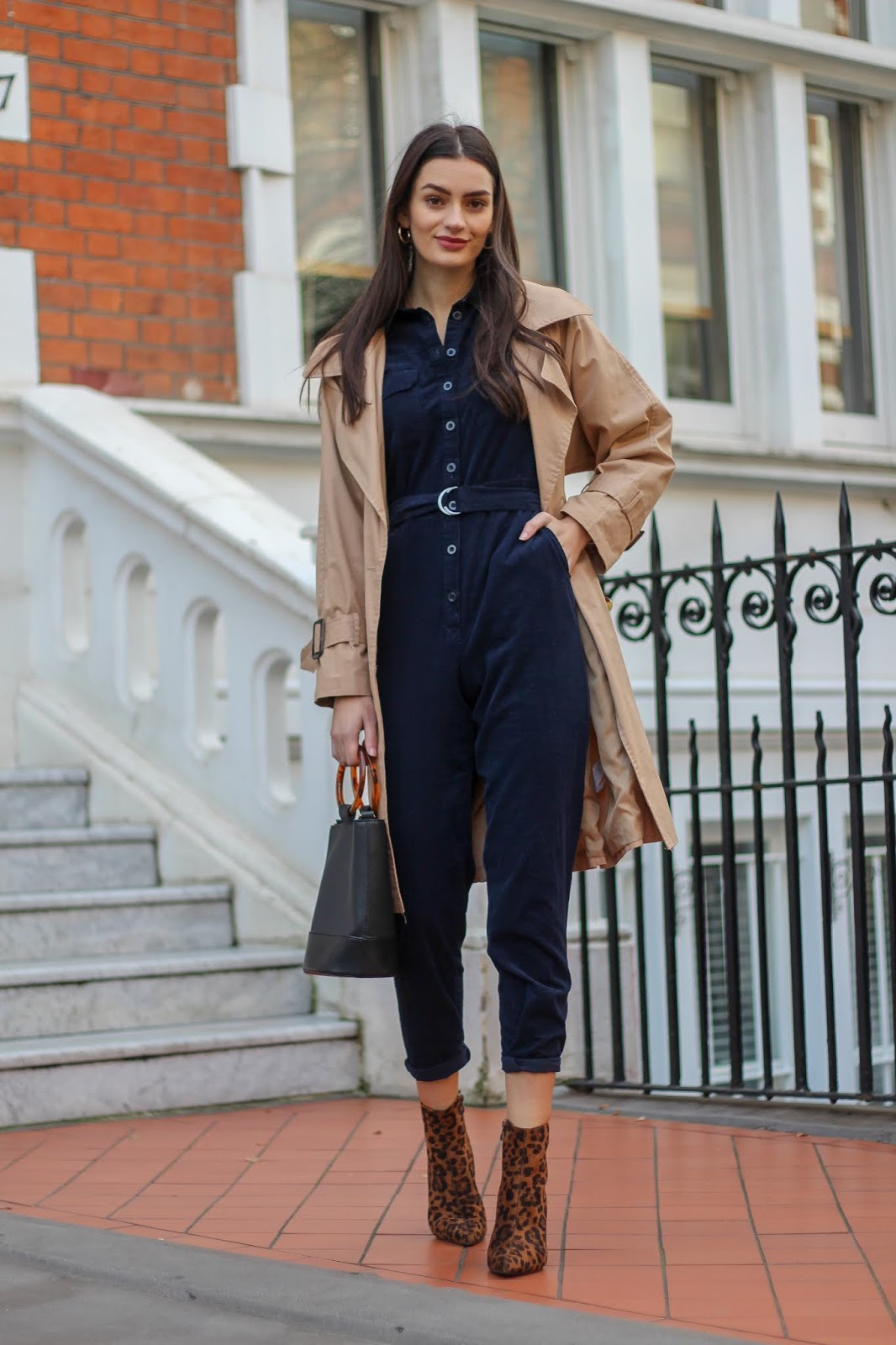 winter style boiler suit