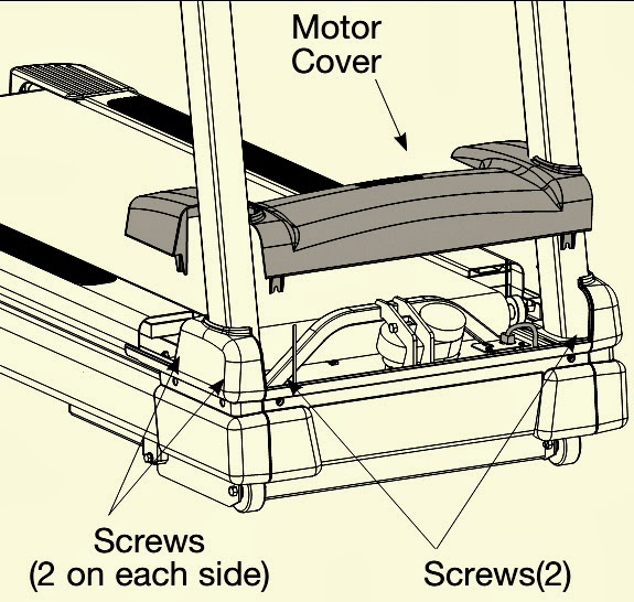 Cybex Treadmill Error Code 6