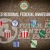 Torneo Regional Amateur: Programación fecha 4.