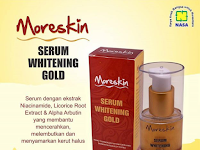 MORESKIN Serum Whitening Gold