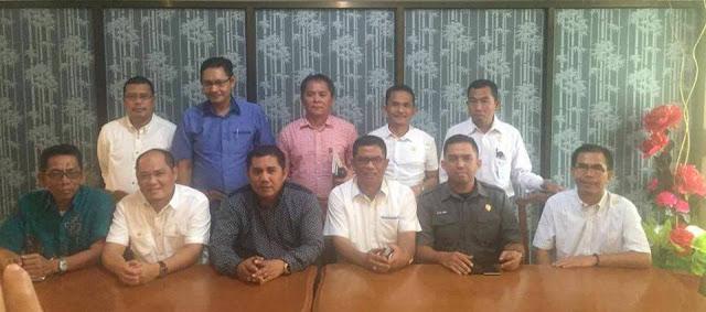 Konsultasi DPRD Palopo, PDAM Dibolehkan Suplai Air ke Warga Daerah Tetangga