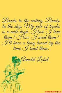 the love of reading quote