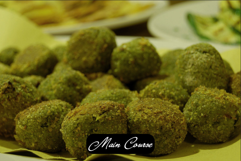 Air Fryer Italian Style Meatballs