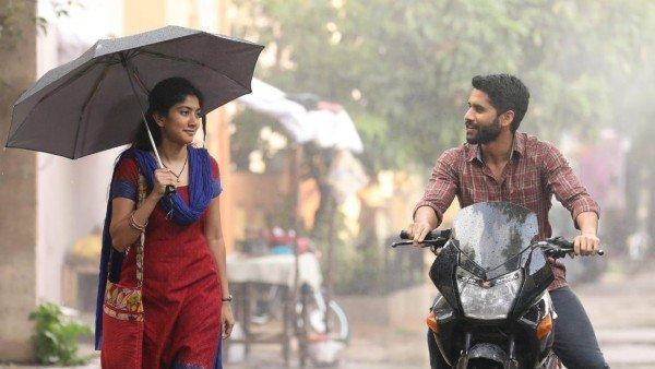 Sai Pallavi dan Naga Chaitanya dalam salah satu adegan Love Story