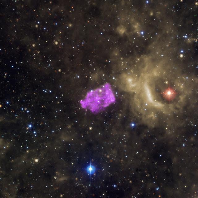 Supernova Remnant 3C 397