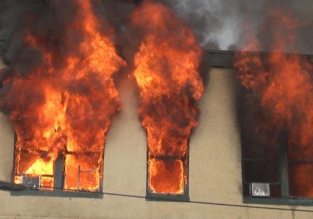 """بعد أقل من 48 ساعة علي حريق العتبة ومنطقة الرويعي """"حريق الغورية""""  في الساعات الاولي من صباح اليوم"""