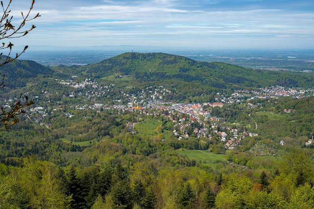 Premiumwanderweg Murgleiter | Etappe 1 von Gaggenau nach Gernsbach | Wandern nördlicher Schwarzwald 25