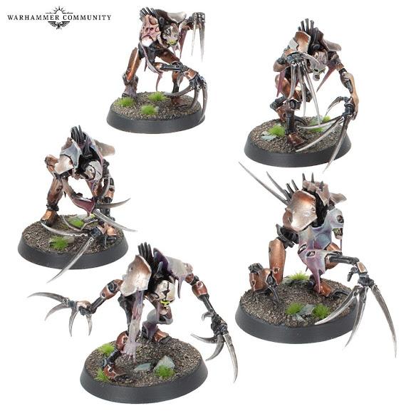 Desholladores Necrones