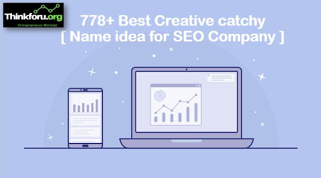 Cover Image of seo company name, seo business names, brand name seo, seo agency names, seo brand name, seo company name suggestions,creative, unique ,catchy,