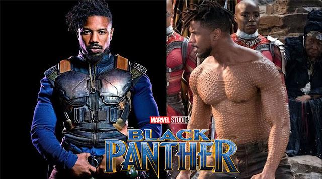 Michael B Jordan Get paid for Black Panther[