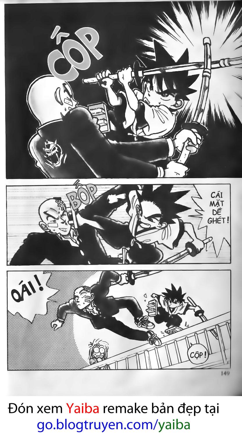 Yaiba chap 8 trang 4