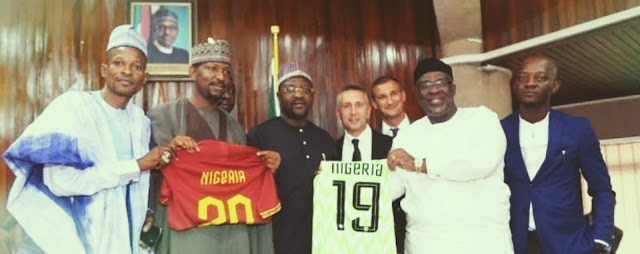 Nigeria: AS Roma Signs Partnership Deal With Nigeria Football Federation