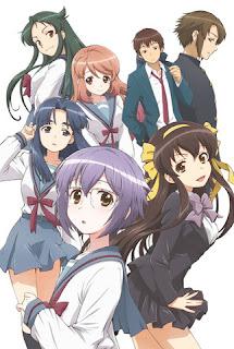 Download Nagato Yuki-chan no Shoushitsu Subtitle Indonesia Batch Episode 1 – 16 + OVA