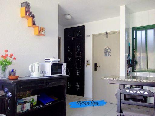 verniciare i mobili di casa