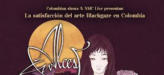 Concierto de ALCEST en Bogotá 2018