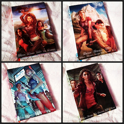 Buffy the Vampire Slayer Season 8 by Joss Whedon, Brian K. Vaughan, Georges Jeanty (Illustrator), Paul Lee (Illustrator), Cliff Richards