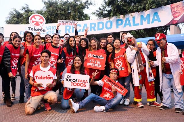 Teletón Bicentenario - Juntos somos más fuertes