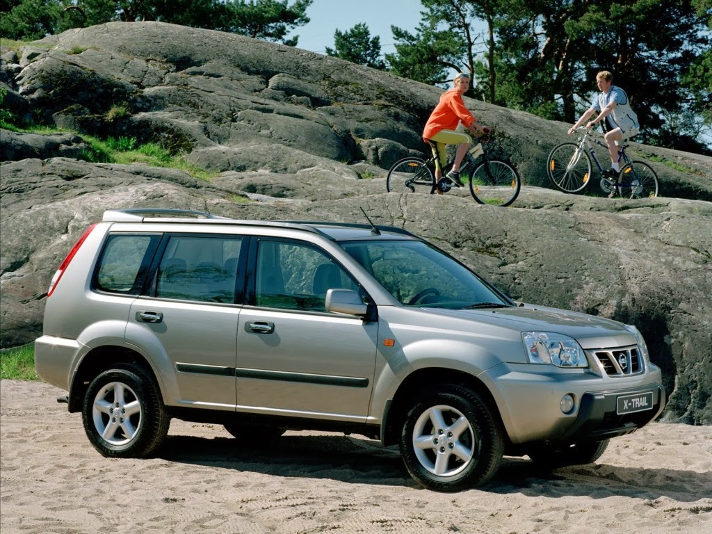 2014 Nissan X-Trail HD Pictures 10 Gallery
