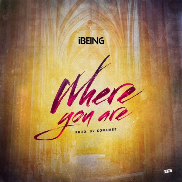 Audio: iBEING – Where You Are