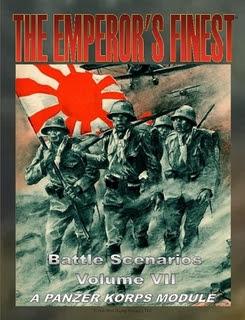 Panzer Korps Scenario Book Seven