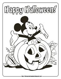 Printable Happy Halloween 2017