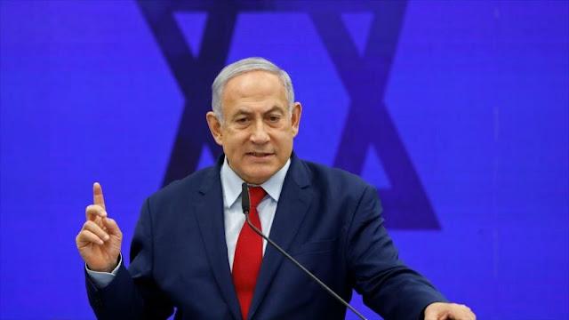 Netanyahu promete anexar colonias en Cisjordania si es reelegido